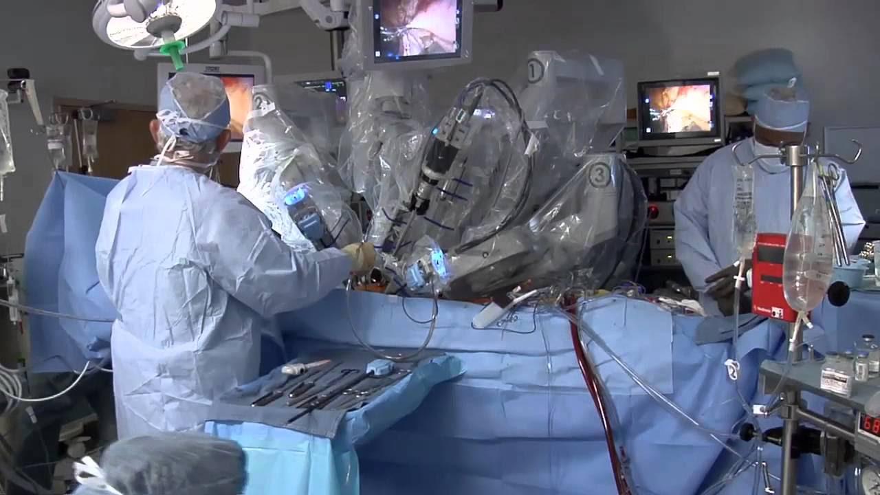 Prostatectomy Anatomy