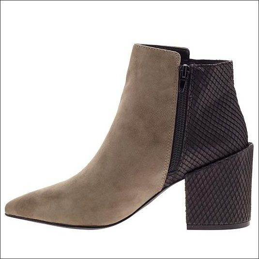 LE FASHION BLOG SHOE CRUSH PYTHON AND SUEDE CONTRAST BOOTS ALDO PASSMONTE COLORBLOCK BLACK SNAKE EMBOSSED BLOCK HEEL TAN SUEDE ANKLE BOOTIE 2 photo LEFASHIONBLOGSHOECRUSHPYTHONANDSUEDECONTRASTBOOTS2.jpg