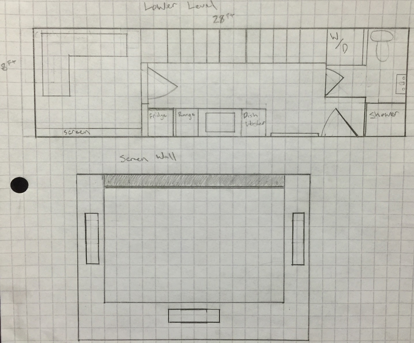 Designing My Own Tiny House Based On The Home Tiny House Design But With A Home Theater Tinyhouses
