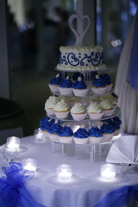 25  best ideas about Blue wedding cupcakes on Pinterest