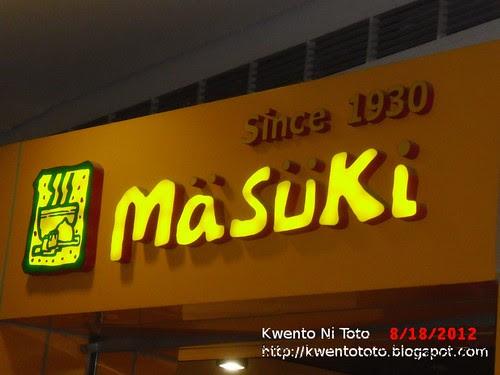 MaSuki Mega Food Sale