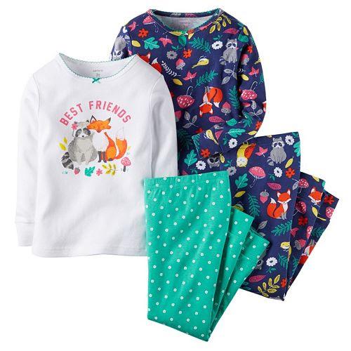 Carter's Pajama Set - Toddler Girl
