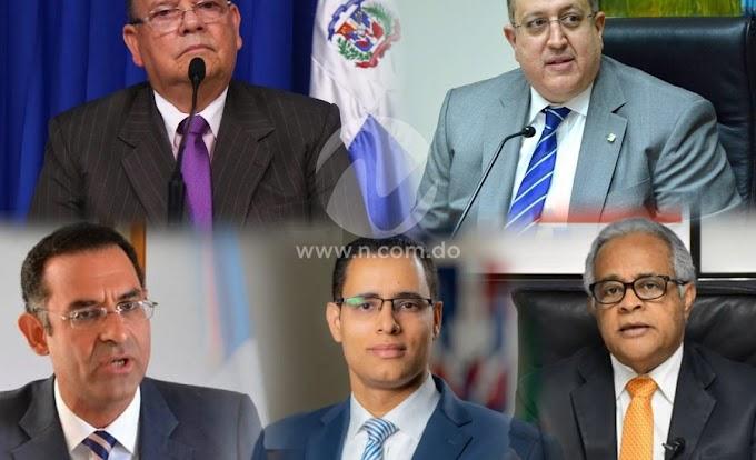 EX FUNCIONARIOS DEL PLD ATACAN POLÍTICAS ECONÓMICAS, AGROPECUARIAS Y SOCIALES DEL GOBIERNO