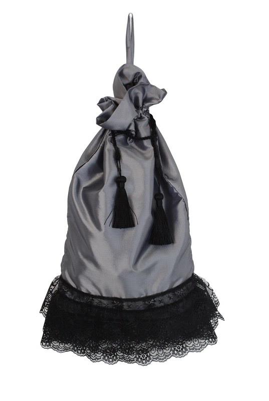 DIY lingerie bag
