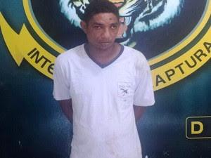 André Monstro já responde pelo crime de furto  (Foto: Divulgação/ Polícia Civil)