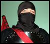 Como hacer un disfraz casero de Ninja