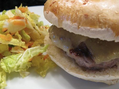 Sea Salt & Thyme Turkey Burger
