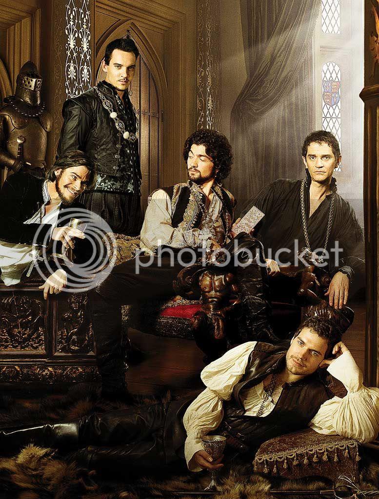The Men of The Tudors