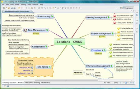 Xmind Portable Mind Map Usb Pen Drive Apps