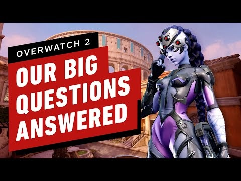 Overwatch 2: Jeff Kaplan Answers Our Questions