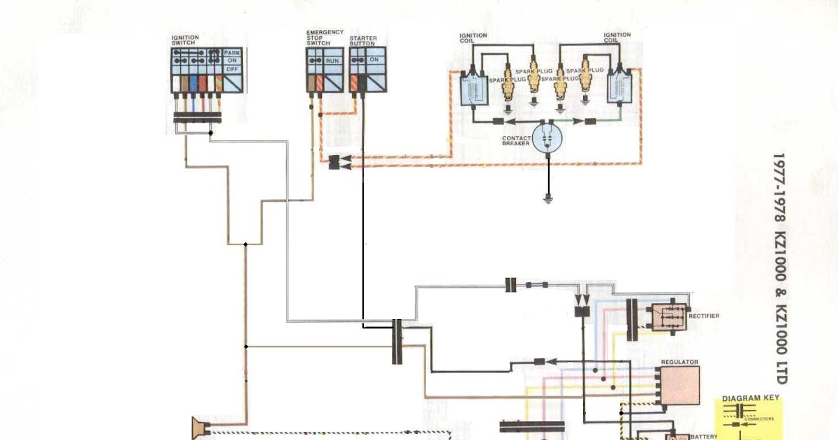 20 Best Kz650 Wiring Diagram