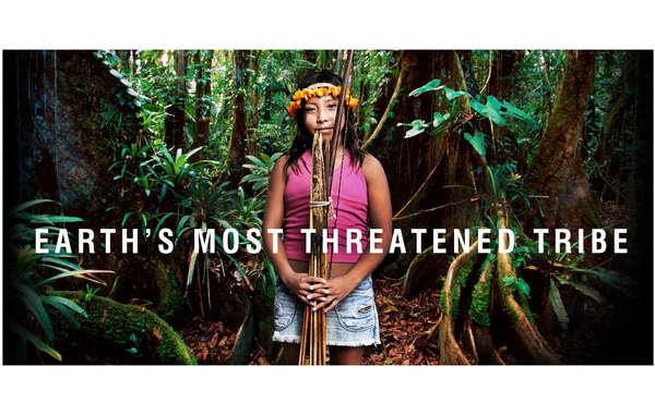 La tribu la plus vulnérable du monde sera en danger immédiat si le nouveau projet de Vale est approuvé.