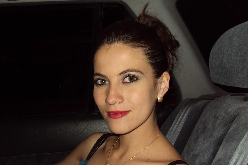 El rostro de Claudia Fernández Valdivia