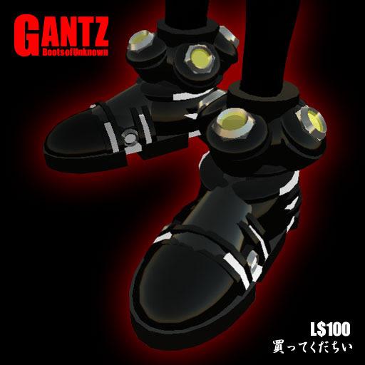 naruto shippuden: Gantz completo