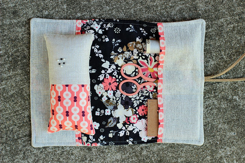 Zakka Sewing Kit by Jeni Baker