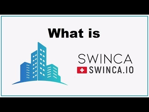 SWINCA ICO Review ���� #RealEstate_Finance