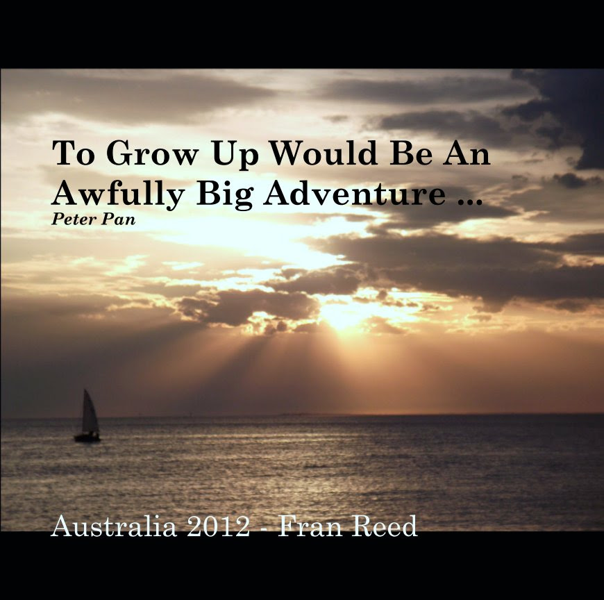 To Grow Up Would Be An Awfully Big Adventure Peter Pan By
