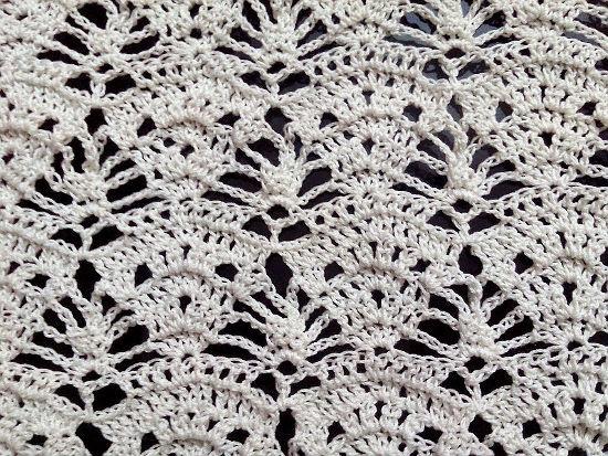 Punto 68 tejido a crochet