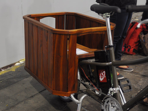 Xtracycle with Rear Box
