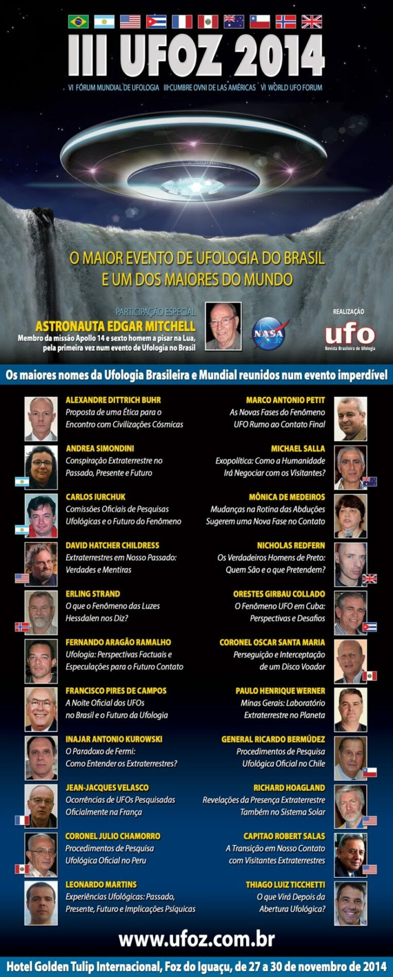 Brazil UFO Congress