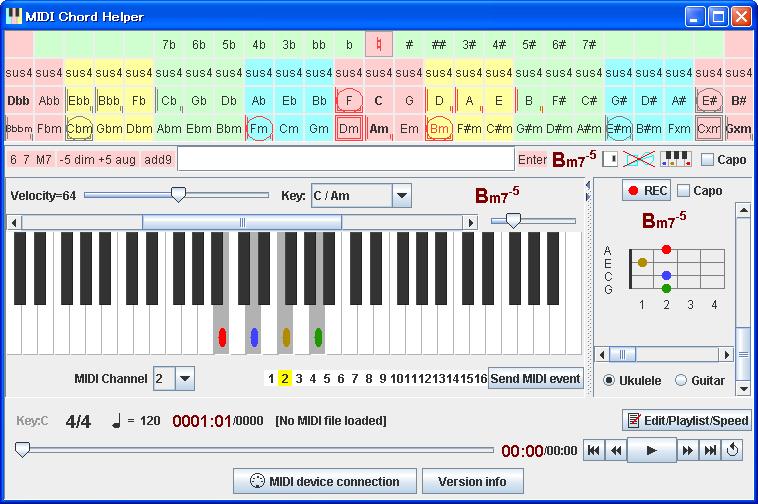 59 PIANO CHORD PROGRESSION CREATOR, PIANO PROGRESSION