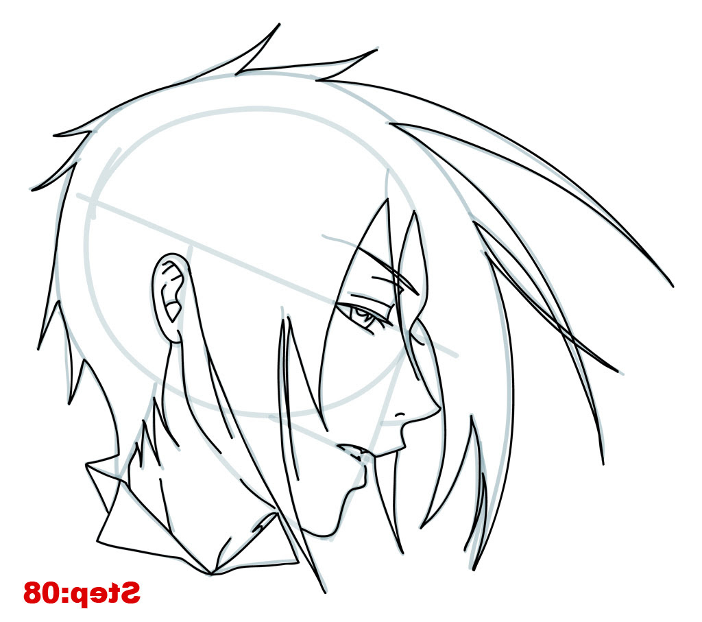Anime Drawing at GetDrawings   Free download
