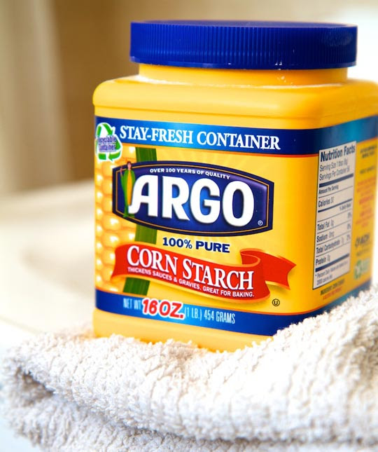 Cornstarch Athlete's Foot Cream