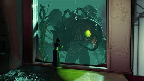 Rapture BioShock Songbird infinie elizabeth comstock
