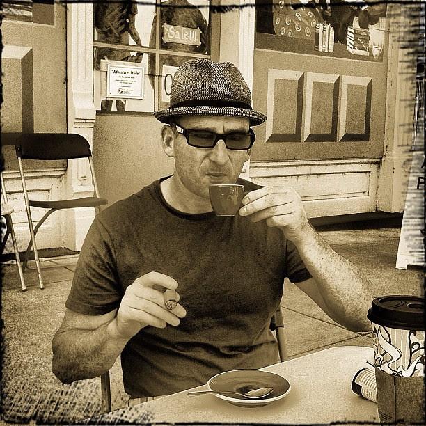 OTR or Rome Dojo espresso