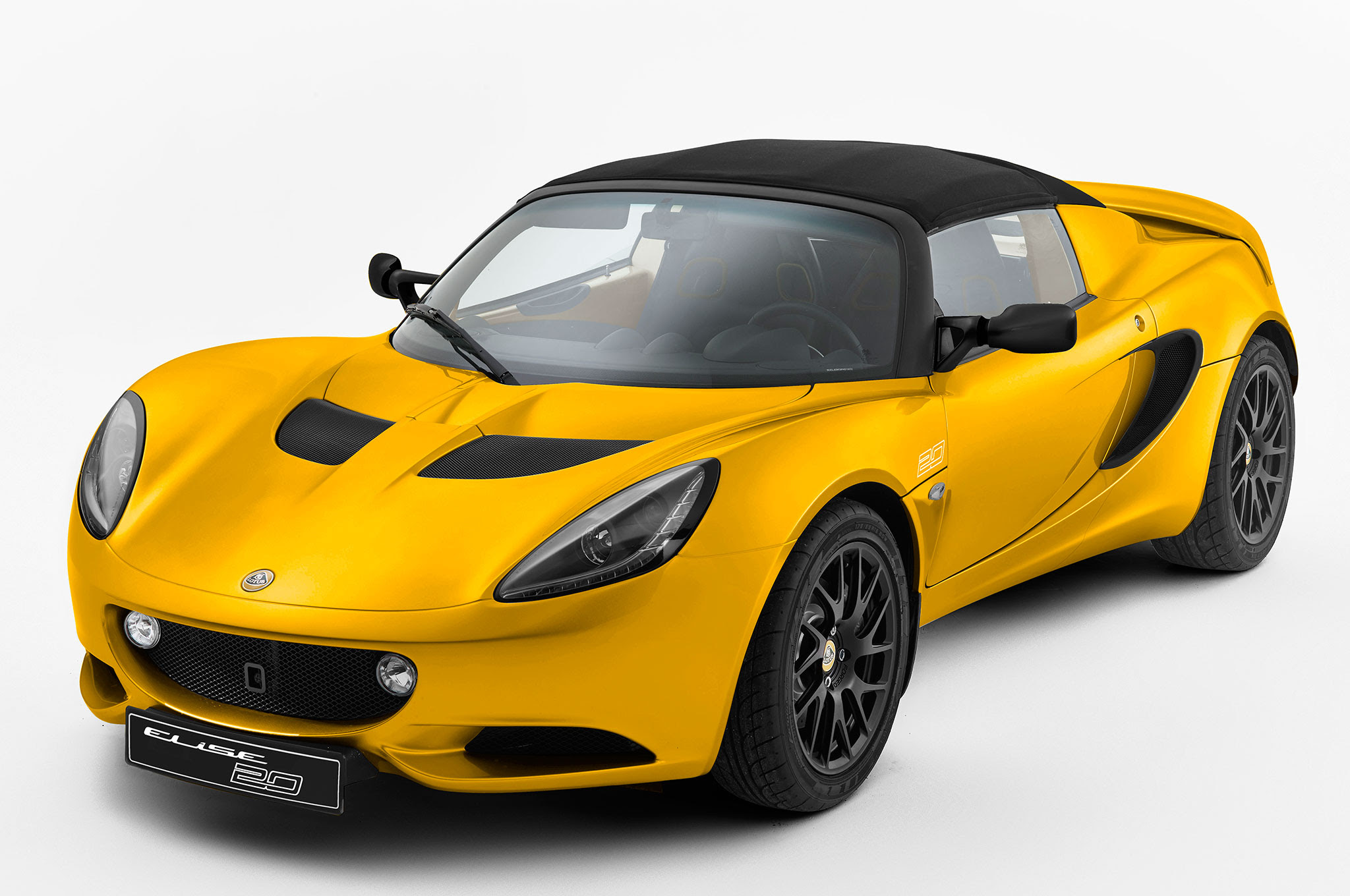 Lotus Elise 20th Anniversary Edition Unveiled Images, Photos, Reviews