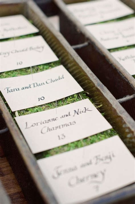72 best images about Place Card Displays on Pinterest