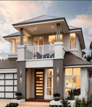 Kumpulan Gambar Gambar Rumah Minimalis Modern 2 Lantai