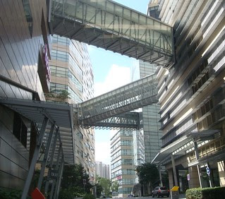 The Singapore Biopolis - (A*STAR) One-North