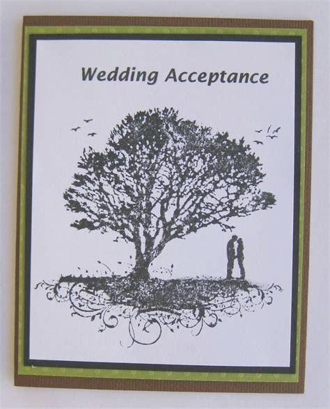 The 25  best Wedding acceptance card ideas on Pinterest