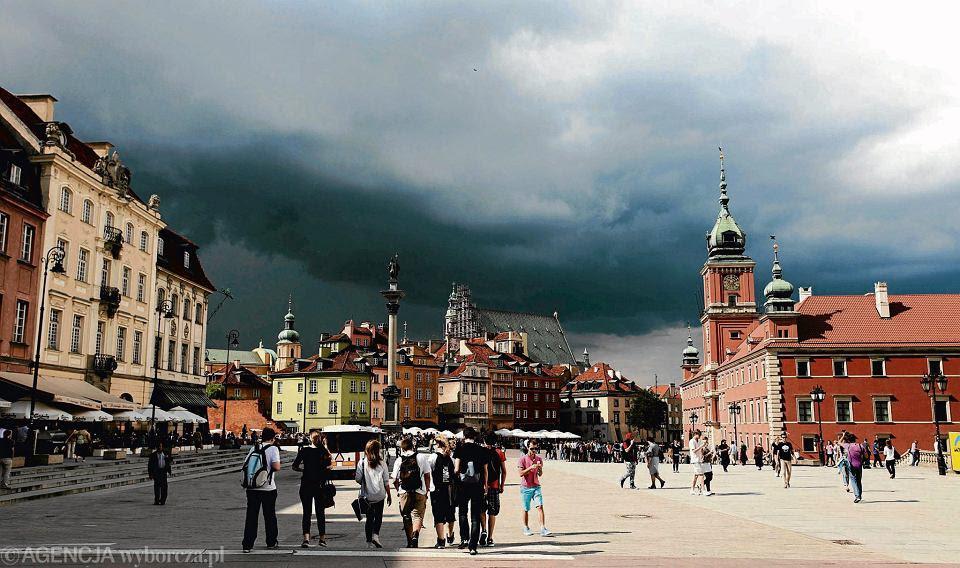 Pogoda W Warszawie żarty Się Skończyły Będzie Coraz Gorzej Rozmowa