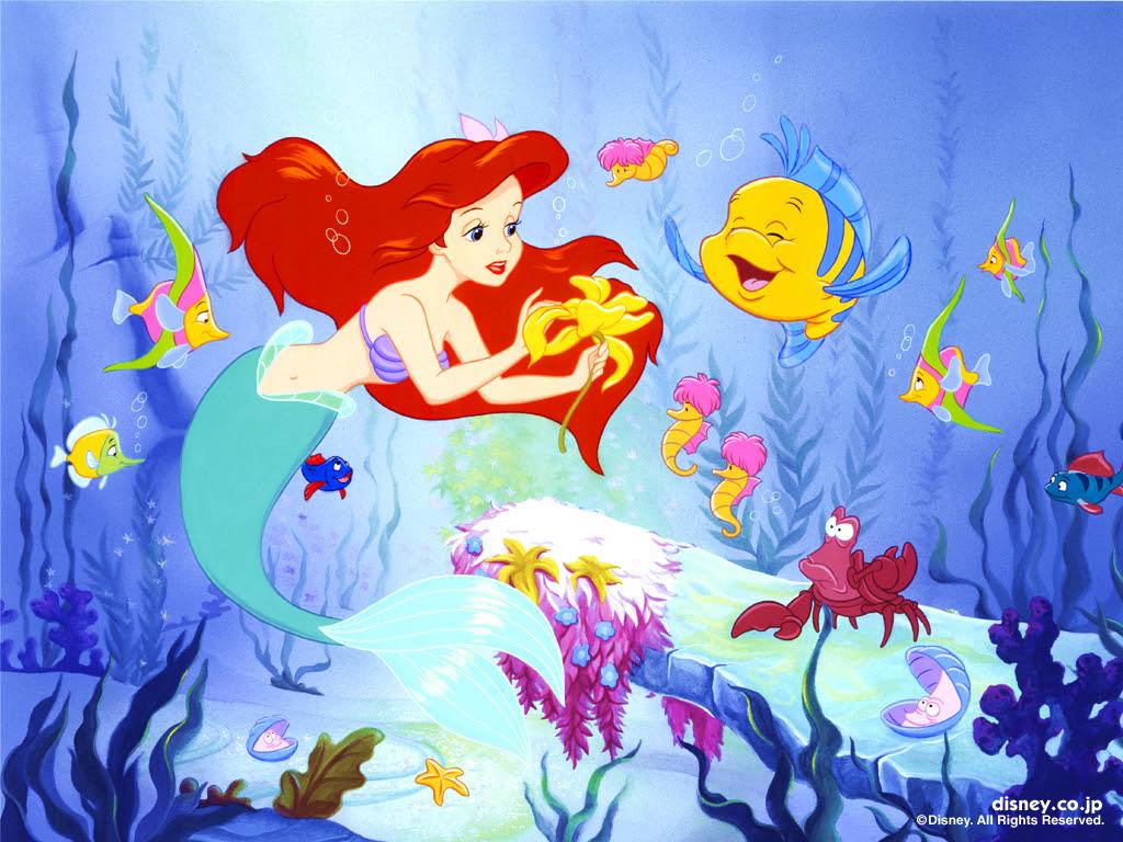 Ariel 壁紙 ディズニープリンセス 壁紙 6242417 ファンポップ