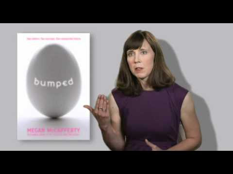 Book Video of the Week: Bumped by Megan McCafferty