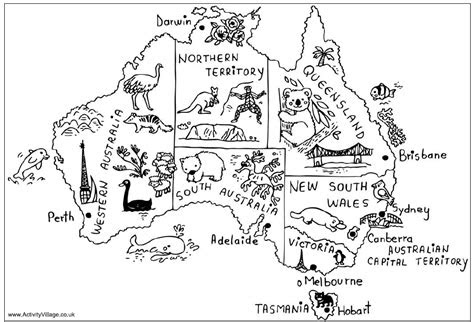 australian animal coloring sheets high quality coloring