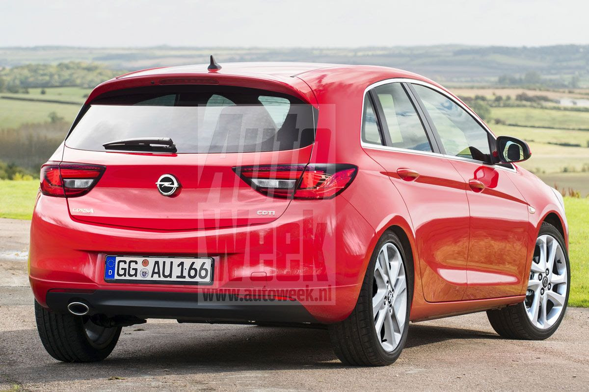 Opel Corsa F 2019 [Topic Officiel]  Page : 2  Corsa  Opel  FORUM Marques