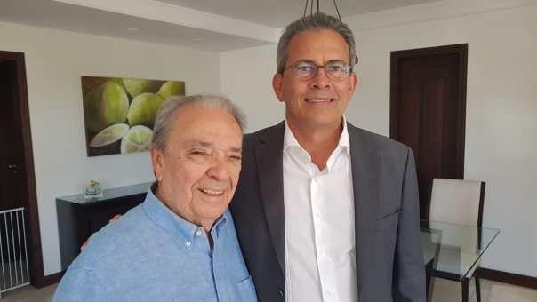 Deputado Hermano Morais confirma apoio à candidatura de Geraldo Melo para o Senado