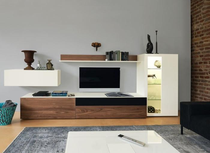moderne wohnzimmermöbel  die linien nowhülsta