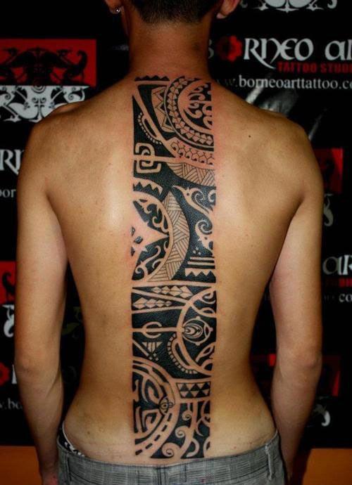 Tatuajes Tribales Para Espalda Beauty And Fashion Ideas Fashion