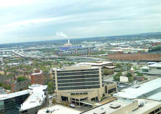 Baltimore Stadiums