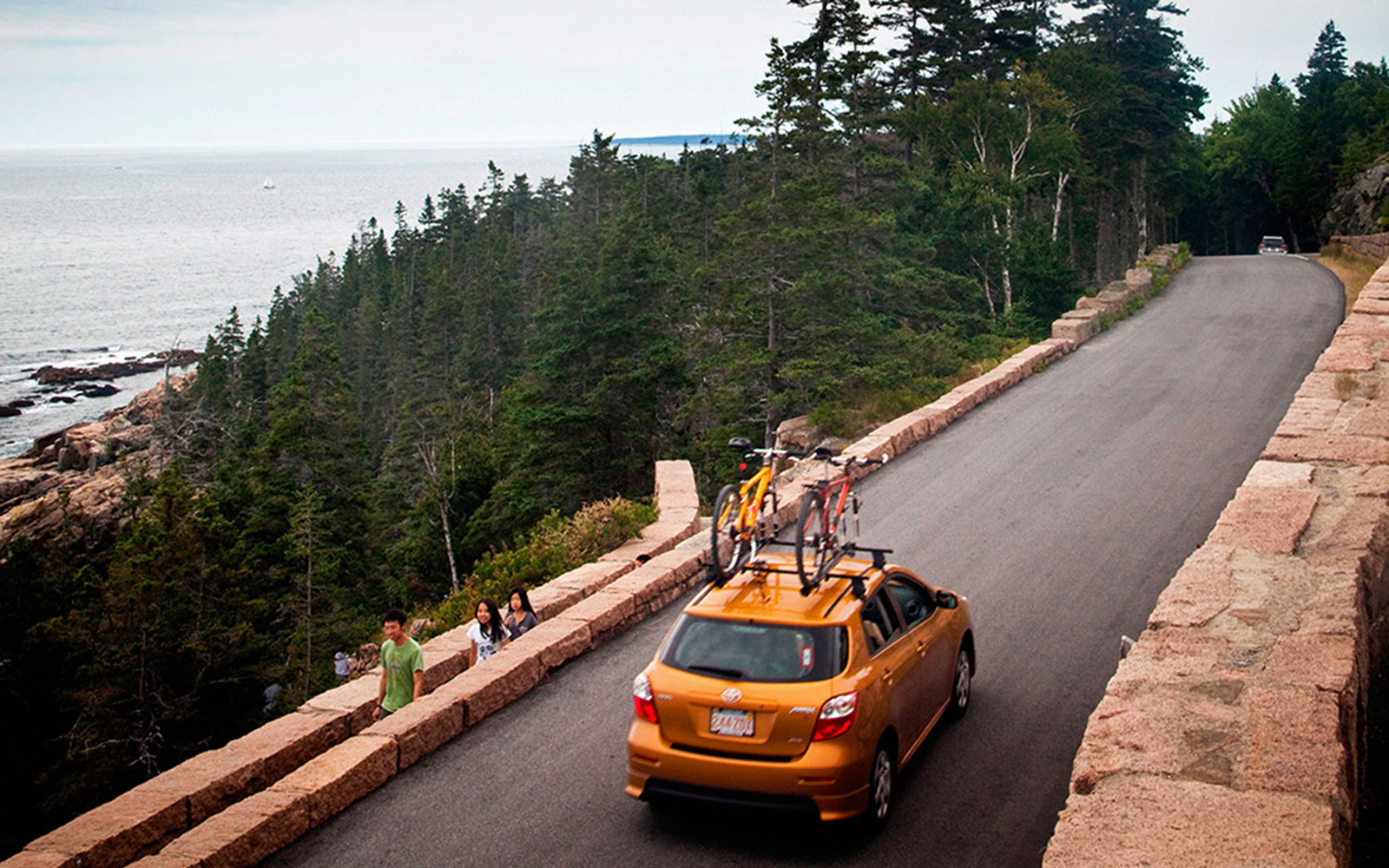 Best Road Trips in Maine   Travel + Leisure