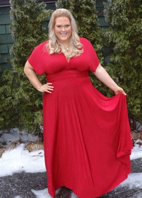 Plus size convertible dresses: wrap, maxi, long and others