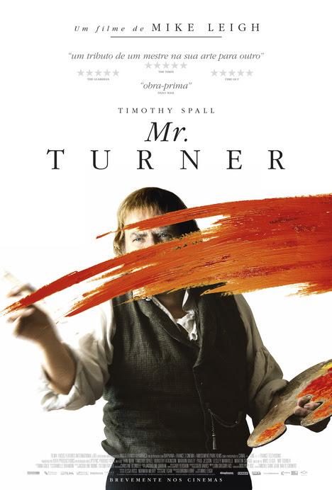 Poster do filme Mr. Turner