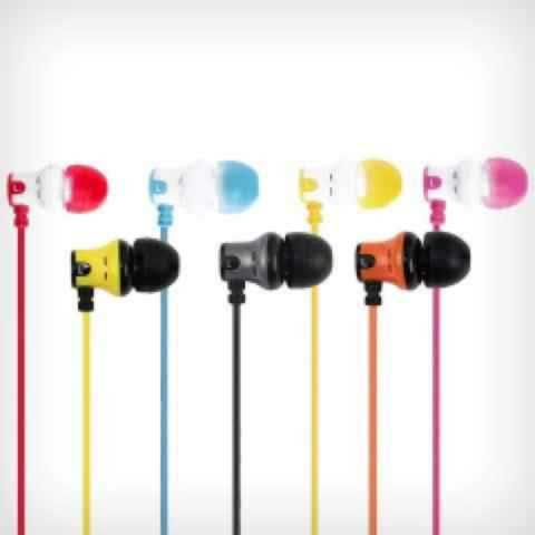 Free SUBJEKT Amp'd Earbuds ($4.99 Shipping)