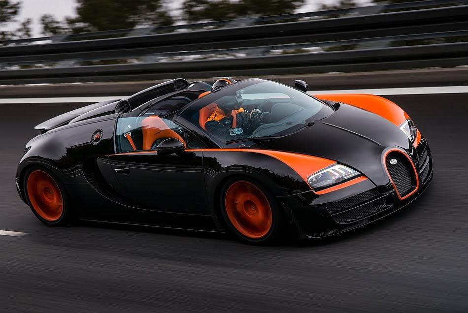 2014 Bugatti Veyron Grand Sport Vitesse - egmCarTech