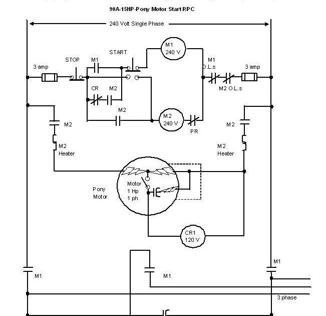 Baldor Motor Wiring Diagram 1 Phase, Leeson 5hp Motor Wiring Diagram