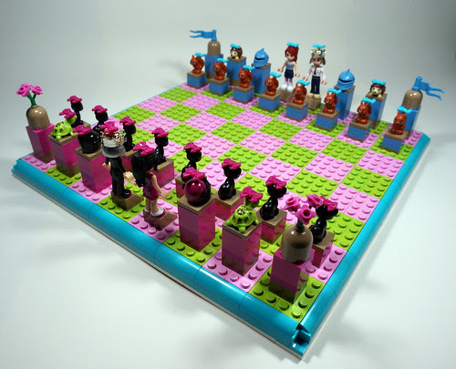 Friends Chess